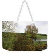 Irish Landscape In Spring Weekender Tote Bag