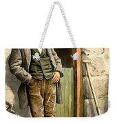 Irish Peasant Farmer Weekender Tote Bag