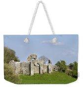 Irish Ruins Weekender Tote Bag
