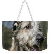 Irish Wolfhound Weekender Tote Bag