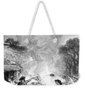 Iron Age, Funeral Ceremony Weekender Tote Bag