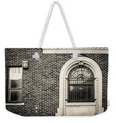 Iron Arches Weekender Tote Bag