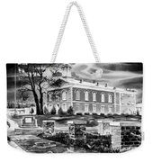 Iron County Courthouse IIi - Bw Weekender Tote Bag