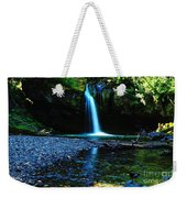 Iron Creek Falls Weekender Tote Bag