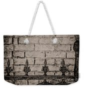 Iron Fence - New Orleans Weekender Tote Bag