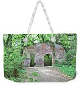 Iron Foundry Ruins Weekender Tote Bag