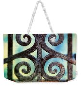 Iron Gate Detail Weekender Tote Bag