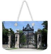 Iron Gate - The Breakers - Rhode Island Weekender Tote Bag