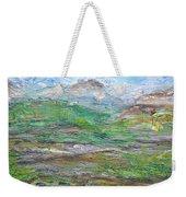 Iron Hills Weekender Tote Bag