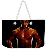 Iron Mike Tyson Weekender Tote Bag