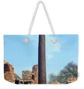 Iron Pillar Of Qutb Weekender Tote Bag
