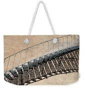 Iron Stairs Shadow Weekender Tote Bag