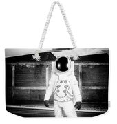 The Astronaut Homecoming Weekender Tote Bag