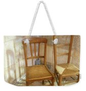 Irreconcilable Differences Weekender Tote Bag