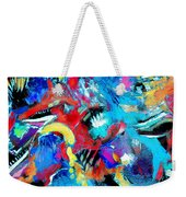 Irreverent Revelation Weekender Tote Bag