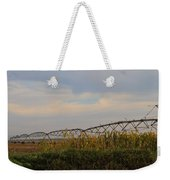 Irrigation On The Farm Weekender Tote Bag by Dan Sproul