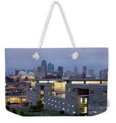 Irs Complex In Downtown Kansas City Mo Weekender Tote Bag
