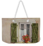 Irvillac Window Weekender Tote Bag