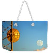 Is Anyone Out There Weekender Tote Bag
