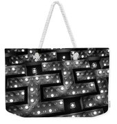 I's Of Las Vegas Weekender Tote Bag