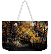 Is This The Way Out Weekender Tote Bag