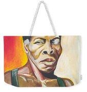 Isaac De Bankole Weekender Tote Bag