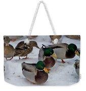 Isabella's Ducks Weekender Tote Bag