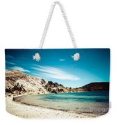 Isla Del Sol On The Titicaca Lake Weekender Tote Bag