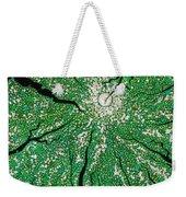Isla In The Sky With Diamonds Weekender Tote Bag