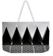 Islamic Geometry Weekender Tote Bag
