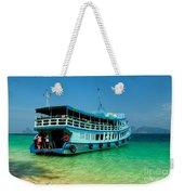 Island Ferry  Weekender Tote Bag