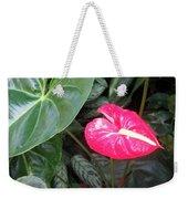 Island Flower Weekender Tote Bag