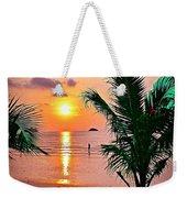 Island Glow Weekender Tote Bag