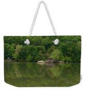 Island House On New River - West Virginia Weekender Tote Bag