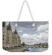 Island In The Seine Weekender Tote Bag