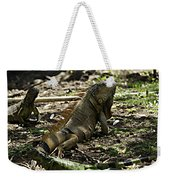 Island Lizards Four Weekender Tote Bag