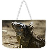 Island Lizards Three Weekender Tote Bag