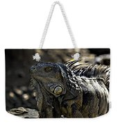 Island Lizards Two Weekender Tote Bag