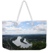 Island Nonnenwerth With Cloister Weekender Tote Bag