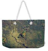 Island Of Fall Color Weekender Tote Bag