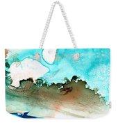 Island Of Hope Weekender Tote Bag by Sharon Cummings