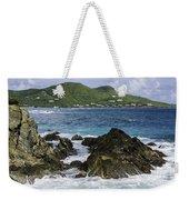 Island Paradise Weekender Tote Bag