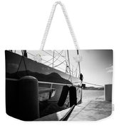 Island Reflection Weekender Tote Bag