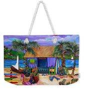 Island Time Weekender Tote Bag by Patti Schermerhorn