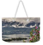 Islands And Flowers Weekender Tote Bag