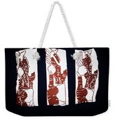 Islands Of Light Weekender Tote Bag