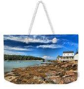 Isle Au Haut House Weekender Tote Bag