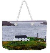 Isle Of Skye Cottage Weekender Tote Bag