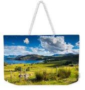 Isle Of Skye In Scotland Weekender Tote Bag