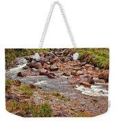 Isle Of Skye Waterfall Weekender Tote Bag